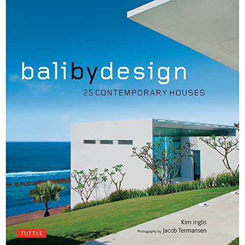 Enjoy this thorough exploration of Balinese design with stunning photographs of the most exemplary architecture and interiors in Bali. Bali has long been a creative inspiration for the world — providing exciting new architectural ideas that are emula...