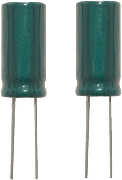 Elko Kondensator Elektrolyt Capacitor 3300µF 25V 16x31,5 105° 2 Stück