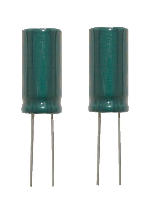 5 Stück Elektrolytkondensatoren 1000uF 35V 105°C Elko Kondensator