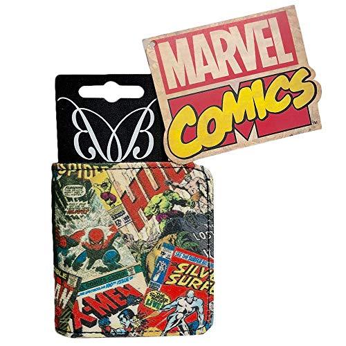 Zip Retro - Comic retro zip wallet