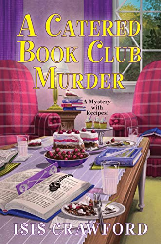 Book Cover: A Catered Book Club Murder