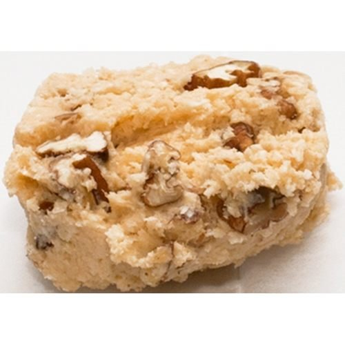 Davids Pecan Coconut Cookie Dough, 2 Ounce -- 160 per case. by David's Cookies (Image #1)