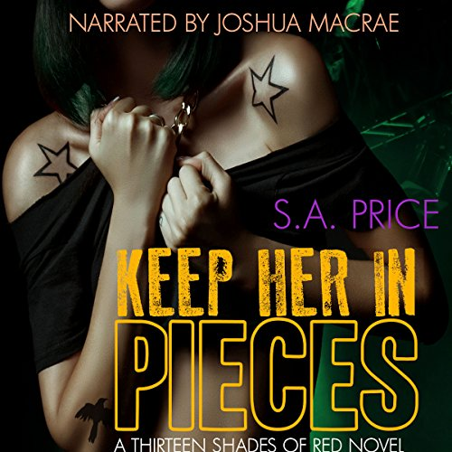 Keep Her in Pieces: 13 Shades of Red, Volume 5