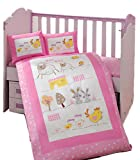 Gold Case Zoo - Licenced Baby Deluxe Duvet Cover