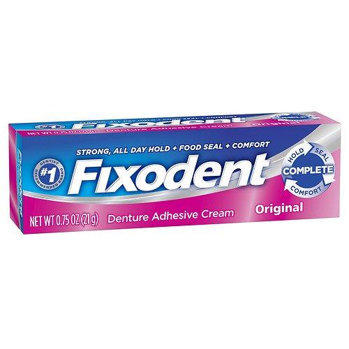 Fixodent Denture Adhesive Cream - Neutral Taste