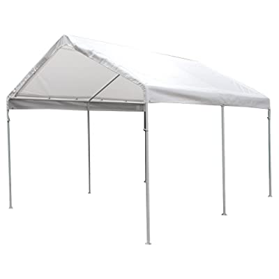 King Canopy C81013PC 10-Feet by 13-Feet Universal Canopy 6-Leg Canopy White : Outdoor Canopies : Garden & Outdoor