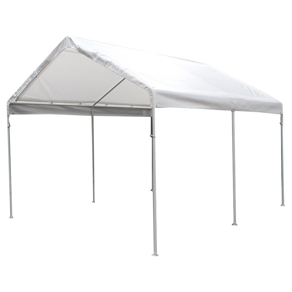 Amazon.com  King Canopy C81013PC 10-Feet by 13-Feet Universal Canopy 6-Leg Canopy White  Outdoor Canopies  Garden u0026 Outdoor  sc 1 st  Amazon.com & Amazon.com : King Canopy C81013PC 10-Feet by 13-Feet Universal ...