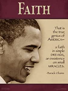 Amazon Com President Barack Obama 2012 Campaign Poster