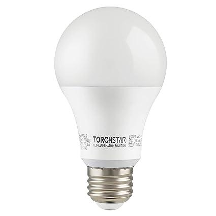 Equivalente a 100 W # 14 W LED A19 bombilla, 1600LM, 3000 K