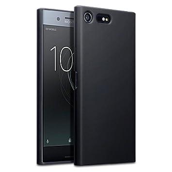 Sony Xperia XZ Premium Funda Protectiva de Silicona Gel TPU estrecha: Amazon.es: Electrónica