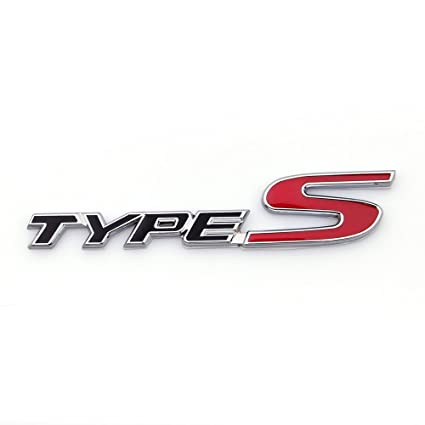 Amazoncom Areyourshop D Car Emblem Badge Sticker Decal Metal Type - Acura type s emblem