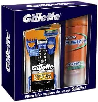 Gillette regalo cortadora de afeitar Fusion Proglide Styler 3en1 y ...