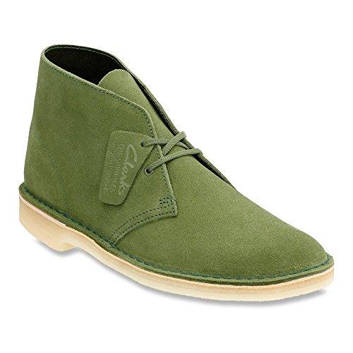 Clarks Original Mens Desert Boot Blad Mocka