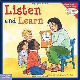 Listen and Learn: Cheri J  Meiners: 9781575421230: Amazon