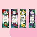 GREEN PROTEIN Multi Flavor Pack of 16 (23 gm each) | Plant Protein Powder Pineapple, Black Currant, Berry Blast…
