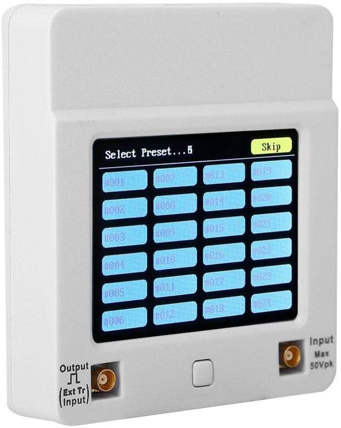 Jadpes Osciloscopio de Almacenamiento Digital, DSO112A 2MHz 5Msps ...