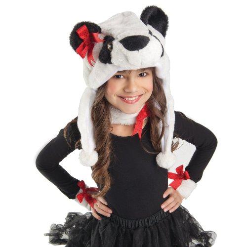 Panda Kids Costumes Kit (Animal Kit Costume Accessory Set)