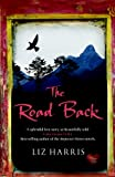 Front cover for the book The Road Back by Liz Harris