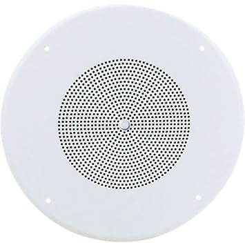 Atlas Sound SD72WV 8u0026quot; 25W Ceiling Speaker