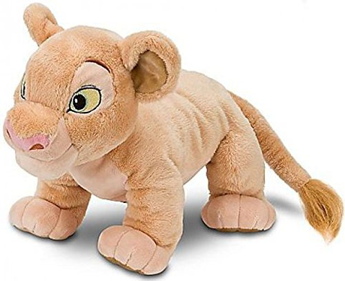 Disney Lion King Exclusive 12 Inch Deluxe Plush Figure Young Nala