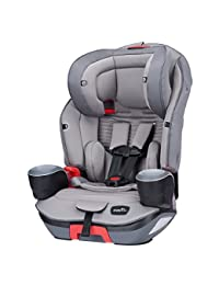 Evenflo Evolve Platinum 3-In-1 Combination Booster Seat, Charcoal Stripe BOBEBE Online Baby Store From New York to Miami and Los Angeles