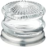 Tops Replacement Percolator Top Fits Opening From 13/16'' - 1-1/2'' Dia. Clear,Glass