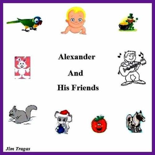Alexander And The Magic Halloween Pumpkin -