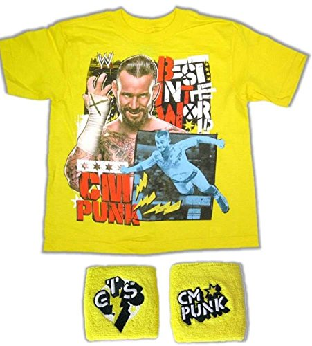 Buy dress up cm punk - 3