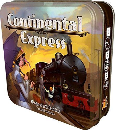 Asmodee–pjbo04–Giochi di carte–Continental Express ASMODEE GAMES