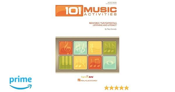 101 Music Activities: Reinforce