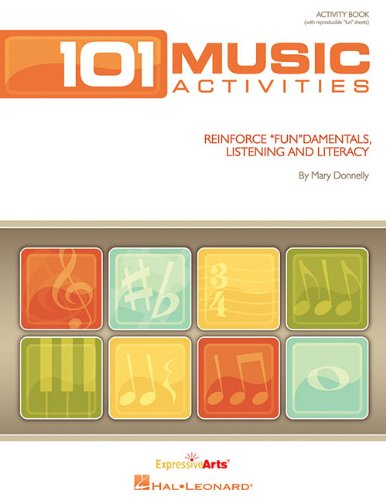 - 101 Music Activities: Reinforce