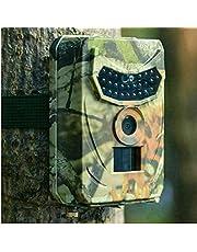 Wildlife Camera, Waterdichte HD 1080P Digital Field Trail Camera, met infrarood Night Vision Bredere Vision Range