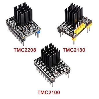 Amazon.com: TMC2130 V1.1 SPI TMC2100 TMC2208 V1.0 - Palanca ...