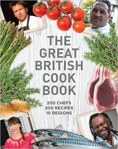 The Great British Cookbook