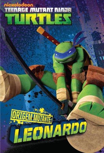 Amazon.com: ORIGEM MUTANTE: Leonardo (versão brasileira ...