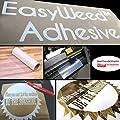"Siser EasyWeed Adhesive Iron On Heat Transfer Vinyl 12"" Rolls"