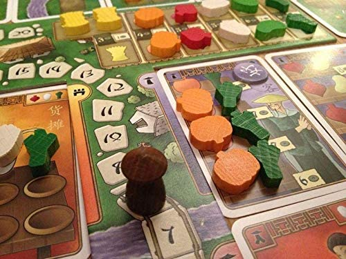 Maldito Games - A las Puertas de Loyang - Castellano: Amazon.es: Juguetes y juegos