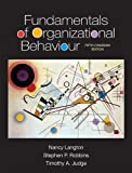 Fundamentals of Organizational Behaviour, Fifth Canadian Edition Plus MyManagementLab with Pearson eText -- Access Card Package (5th Edition)