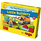 HABA My Very First Games - Little Builders A Cooperative Game for Ages 2 + (Made in Germany)