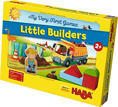 Little Builders Cooperative Game
