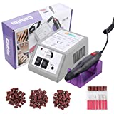 Cadrim Nail Drill Machine Electric Nail File Manicure Pedicure Drill with Nail Drill