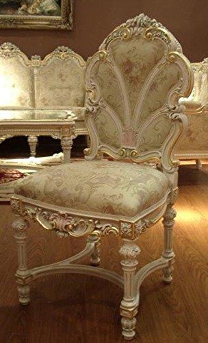 Stuhl Esszimmerstuhl Venetian Barock Rokoko Vp9957