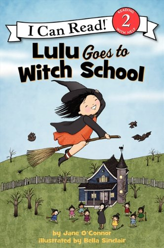 Lulu Goes to Witch School (I Can Read Level -