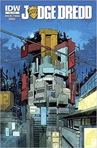 Book Judge Dredd #30