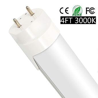 Led Rohre T8 120cm Warmweiss 3000k 1500lumen Led Leuchtrohren Lampe