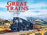 Great Trains 2020 Calendar