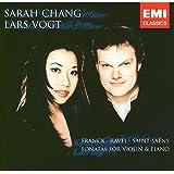 Sonates pour violon et piano: Franck, Saint-Saëns, Ravel