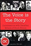 The Voice is the Story