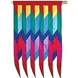 Premier Kites 53214 Progressive Hanging Banner, Cellon, Rainbow For Sale