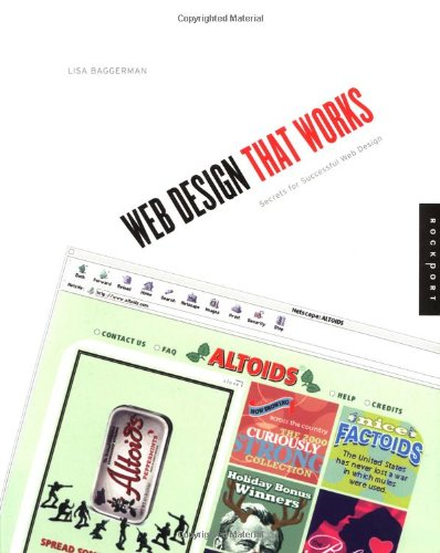 Read Online Web Design That Works: Secrets for Successful Web Design (Letterhead & Logo Design) pdf